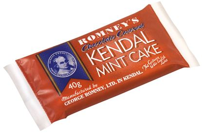 Picture of Kendal Choc Coated Mint Cake - 42 x 40g bars