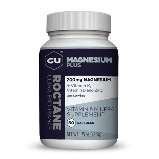 Picture of GU Magnesium Plus Capsules (60 Capsules)