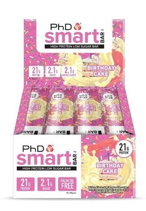 Picture of PHD Smart Bar - Protein Bars (12 Bars)