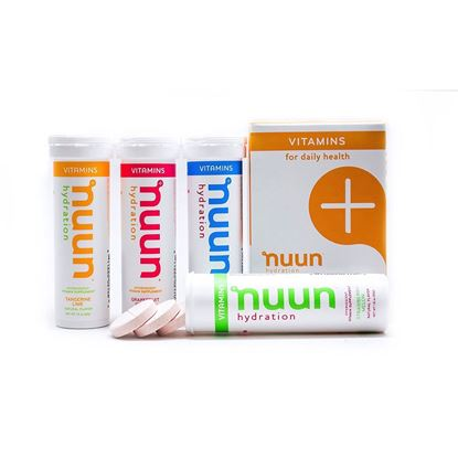 Picture of SPECIAL OFFER: NUUN Vitamins (8 x 12 tablet tubes) - SAME PRICE AS NORMAL NUUN