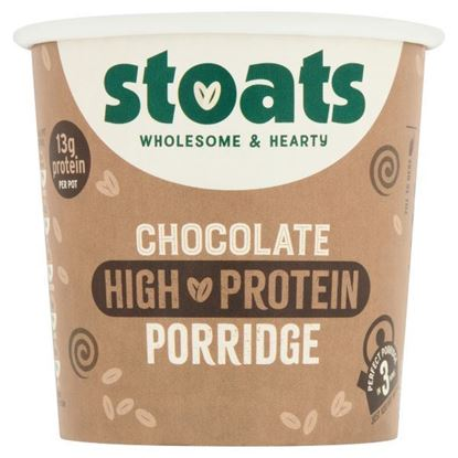 Picture of Stoats Protein Porridge Pots (16 x 60g Pots)