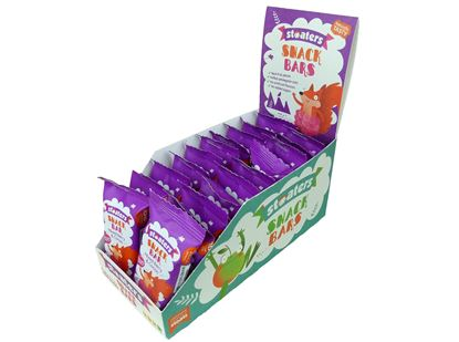Picture of Stoaters Kids Snack Bars (20 x 30g Bars)