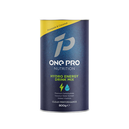 Picture of ONE PRO Nutrition Hydro Energy Drink Mix 800g (20 servings)
