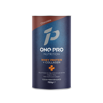 Picture of ONE PRO Nutrition Whey Protein with Collagen 750g (21 servings)