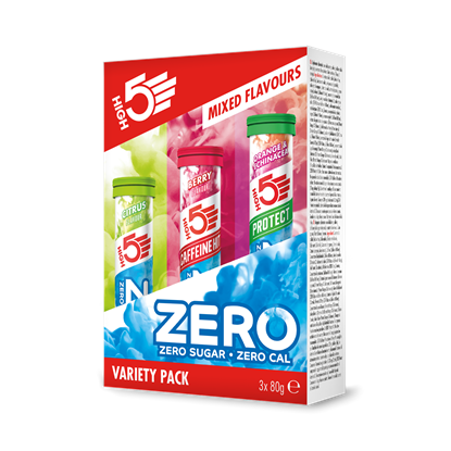 Picture of High 5 Zero Variety Pack - Electrolyte Drink (3 tubes)