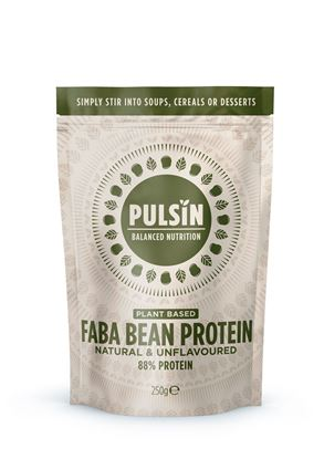 Picture of Pulsin Faba Bean Protein 1 KG Powder