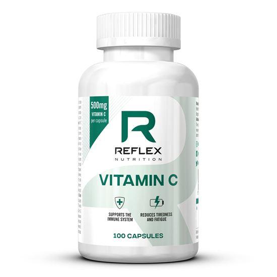 Picture of Reflex Nutrition: Vitamin C (100 capsules)