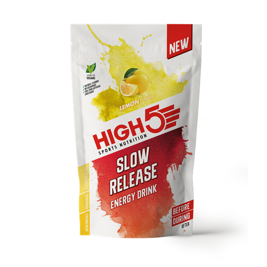 Picture of High 5 Slow Release Range: 1 KG Energy Drink