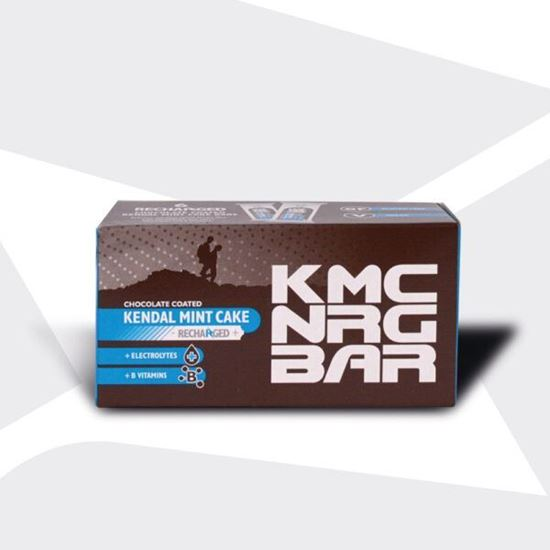 Picture of Kendal Mint Co Recharged NRG Bar: 6 Bar Box