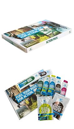 Picture of Kendal Mint Co: ACTION PACK (sample pack)
