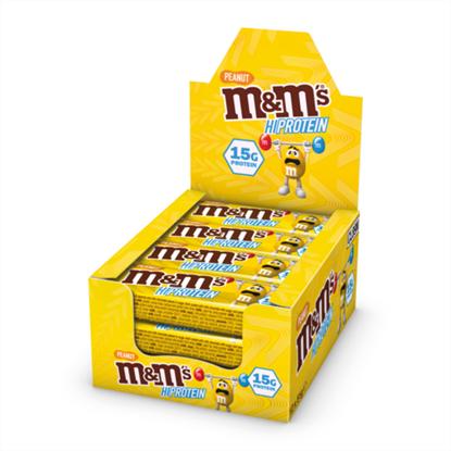 Picture of Mars M&M Peanut Protein Bars (12 Bars)