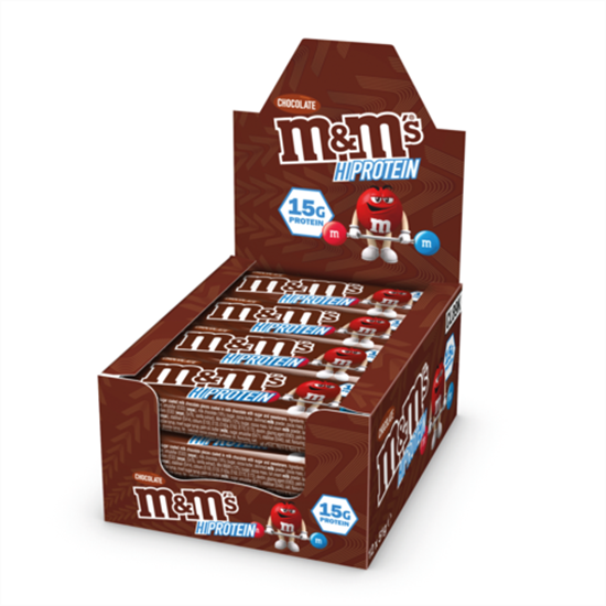 Picture of Mars M&M Chocolate Protein Bars (12 Bars)