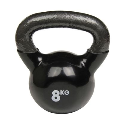Picture of Mad Fitness: 8Kg Kettlebell (FKETTLEBLK8)