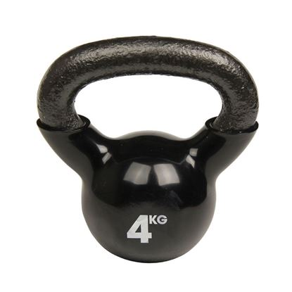 Picture of Mad Fitness: 4Kg Kettlebell (FKETTLEBLK4)