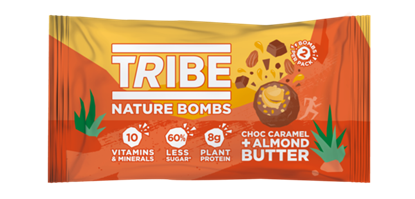 Picture of Tribe Vegan Nature Bombs (12 x 40g Pack (2 x 20g Balls))