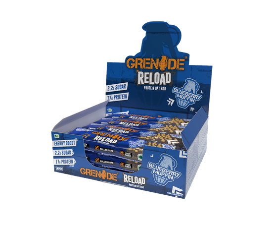 Picture of Grenade RELOAD Protein Oat Bars (12 Bars)
