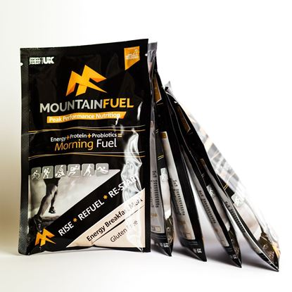 Picture of Mountain Fuel: Morning Fuel (Box 20 x 50g Sachets)
