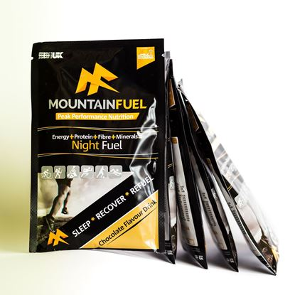 Picture of Mountain Fuel: Night Fuel (Box 20 x 50g Sachets)