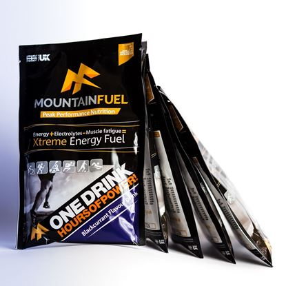Picture of Mountain Fuel: Energy Drink Fuel (Box 20 x 50g Sachets)