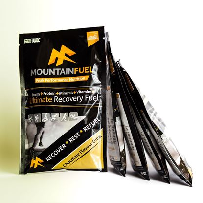 Picture of Mountain Fuel: Recovery Fuel (Box 20 x 50g Sachets)