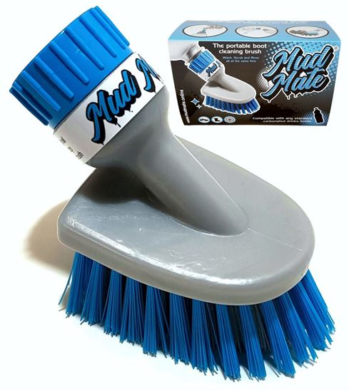 Picture of Mud Mate: Eco Friendly Boot / Shoe Cleaning Device