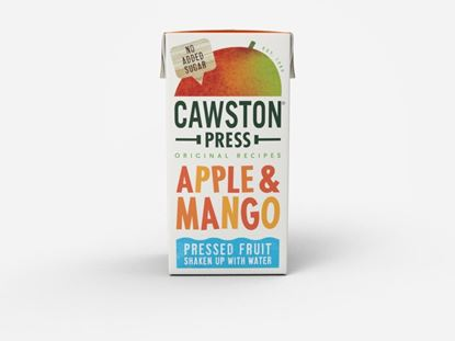 Picture of Cawston Press Fruit Drink 200ml Tetra Pak (18 pack)