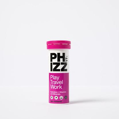 Picture of PHIZZ Electrolyte & Vitamin Tablets (12 x 10 tablet tubes)
