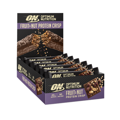 Picture of Optimum Nutrition Fruit & Nut Protein Bars - 10 x 70g