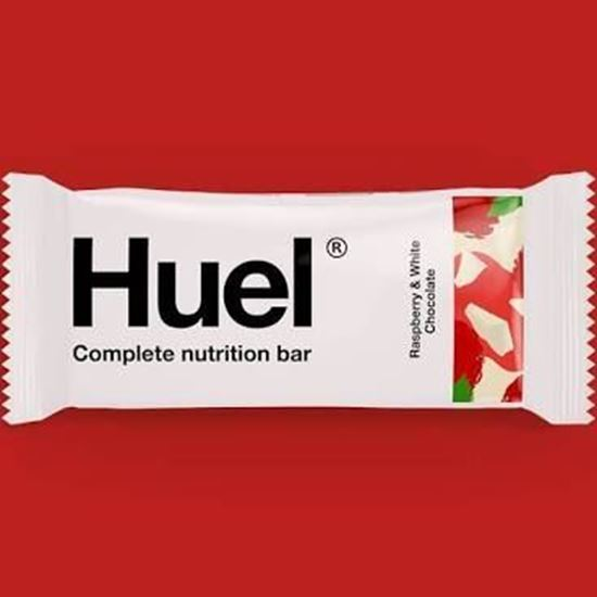 Picture of Huel complete nutrition vegan bars (15 x 49g Bars)