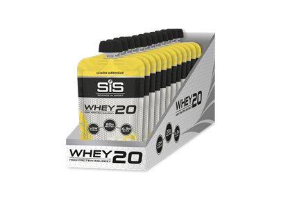 Picture of SiS Whey20 Protein Gels - 12 pack x 110g packs