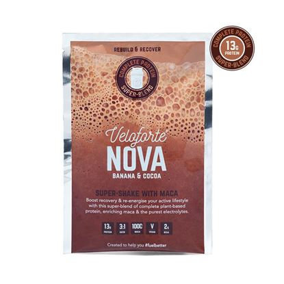 Picture of Veloforte Nova: Plant Protein Recovery Drink (12 X 67g)