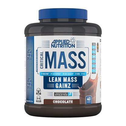 Picture of Applied Nutrition: Critical Mass 2.4 KG