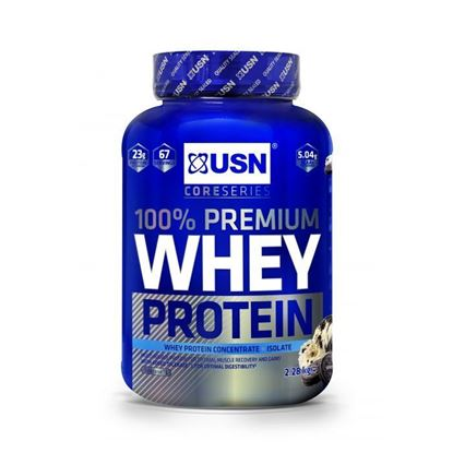 Picture of USN 100% Whey Protein Premium - 2.28 kg