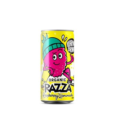 Picture of Karma Organic Razza - Raspberry Lemonade 24 X 250ml Cans
