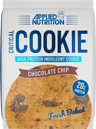 Picture of Applied Nutrition: Critical Cookie (12 x 85g Cookies)