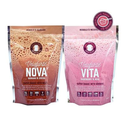 Picture of Veloforte Nova: Plant Protein Recovery Drink (670g Sack / 10 Serves)