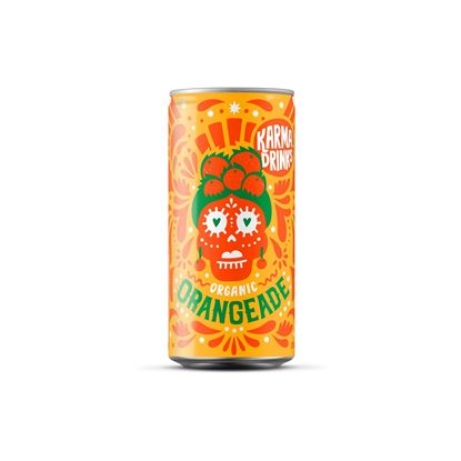 Picture of Karma - Summer Orangeade 24 X 250ml Cans