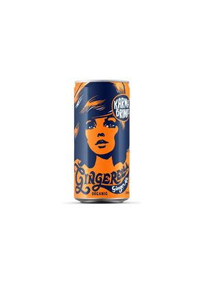 Picture of Karma - Gingerella Ginger Ale 24 X 250ml Cans