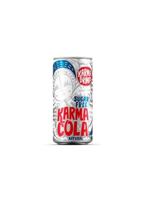 Picture of Karma Cola - Sugar Free Cola 24 X 250ml Cans